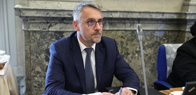 Ministr Metnar: Mou prioritou zůstává efektivní čerpání přidělených prostředků