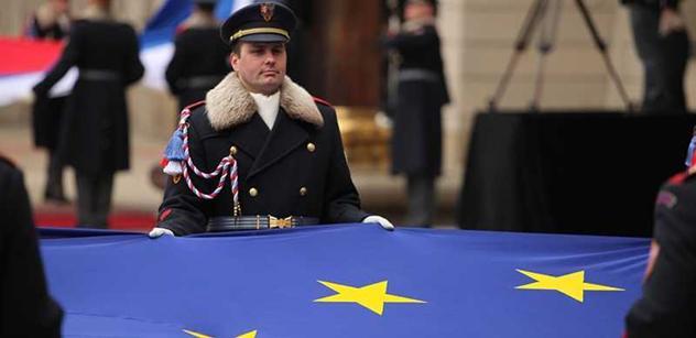 Je z nás protektorát EU, myslí si ekonom Kohout