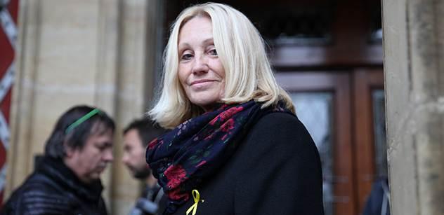 Dokumentaristka Sommerová chce do parlamentu. Nechce znovu zažít totalitu. Tentokrát prý pod Babišem