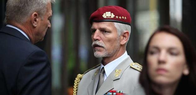 Generál Pavel: Rusko pro nás představuje rozsáhlejší nebezpečí než Islámský stát