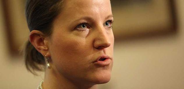 Karolína Peake tvrdě odsoudila svou bývalou stranu. A své řekla o Zaorálkovi