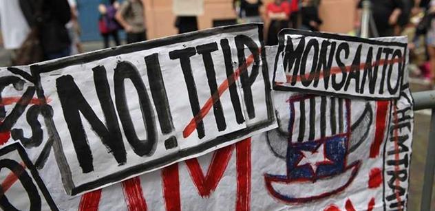 Evropská komise nadzvedla pokličku ke smlouvě TTIP. A toto zveřejnila
