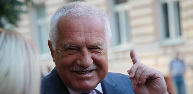 Politolog prozradil pikantnost o Klausovi a Němcové