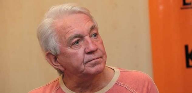 Jiří Krampol: Lidi nemají na žrádlo, na nic. Tady bude malér