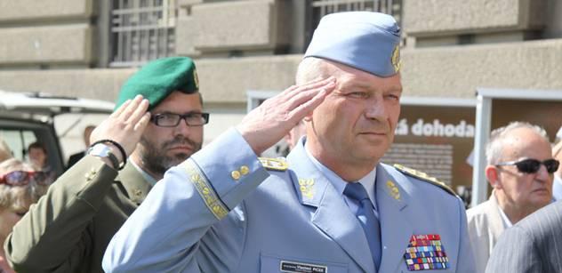 Vondra má nového náměstka, Šedivého střídá generál Picek