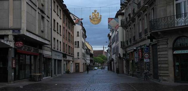 Allahu Akbar! Ve Štrasburku došlo k brutálnímu útoku na židovského rabína
