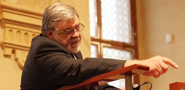 Idioti z EU z Německa udělají okupační mocnost, varuje senátor Doubrava