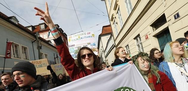 Monika Drozdová: Změna klimatu je nejdůležitější problém dneška