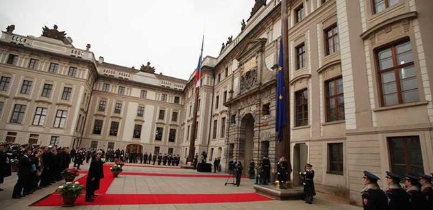Euro si vyřešte sami, řekl Van Rompuy na tiskovce s Nečasem