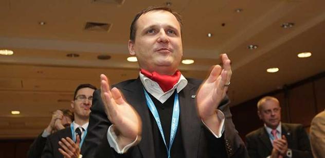 Tak to možná dopadne: Bárta předsedou VV, Josef Dobeš zástupcem