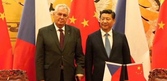 Ignorováním lidských práv v Číně nic nezískáte, vzkazuje čínský aktivista