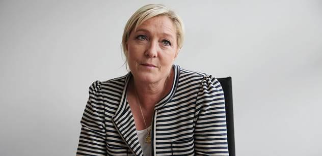 Zavřít hranice, vyzbrojit Francii, zavírat mešity! Vystoupila Marine Le Penová. Máme to celé česky