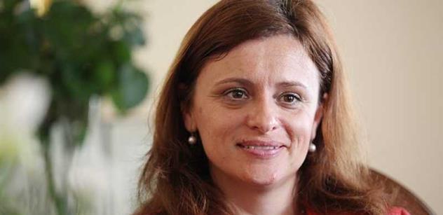 Hejtmanka Jermanová: Je to až úsměvné. ODS oslovila firmu, kterou během výběrového řízení napadla