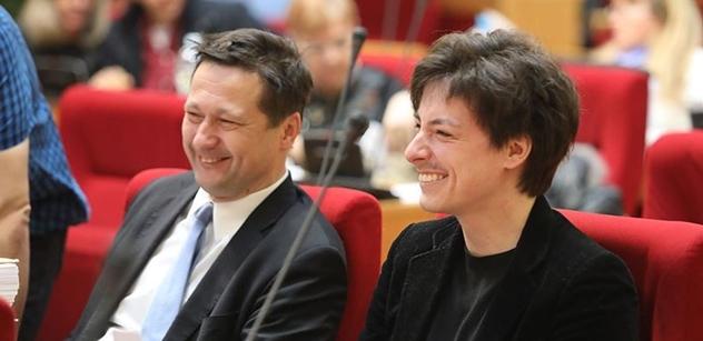 """Bývalý vlivný úředník pražského magistrátu má mít přislíbenu novou štaci. Zelený starosta ho chce do """"své"""" firmy"""