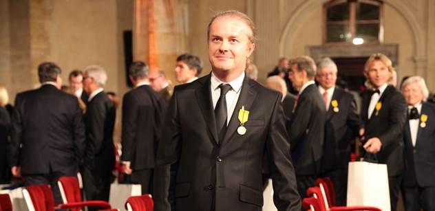 Pavel Šporcl: Prezident by měl být vzorem pro mladé, mít vizi, kam náš národ vést, a stmelovat společnost