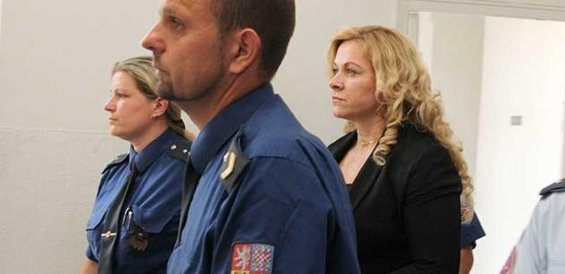 Další dějství soudu v kauze Nagyová: Členové tajné služby si pletli ženu premiéra se sousedkou