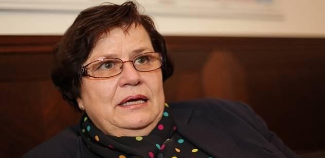 Nejsem žádný Zemanův granát, ujišťuje ministryně Benešová
