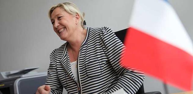 Exministr vnitra: Le Penová není žádná fašistka, je až přehnaně opatrná a liberální. Trump otáčí, ale ještě bych ho nepohřbíval. Média se chovají jako tisková agentura al-Káidy
