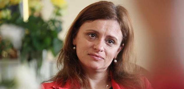 ČSSD nám dělá naschvály, postěžovala si v rádiu středočeská hejtmanka Pokorná-Jermanová