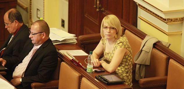 Kristýna Kočí promluvila otevřeně o těchto známých politicích. Nebudou rádi