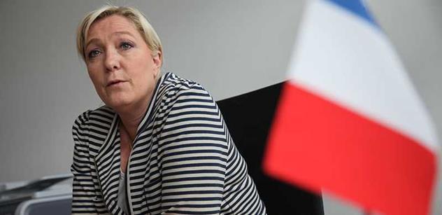 Marine Le Penová vystoupila po masakru v Nice s brutálním projevem. Máme ho celý