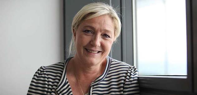 Le Penová chce vymést Věru Jourovou
