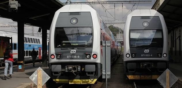 Železničáři na trase z Děčína do Kolína mají lepší signál. Můžou poslat SMS a lépe řešit nouzi