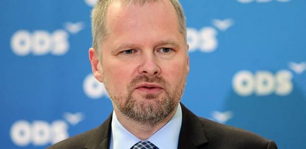 Fiala (ODS): Ministerstvo průmyslu za Jana Mládka zapomnělo na podnikatele a živnostníky