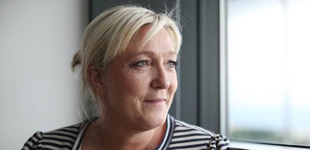 """""""Konec hry!"""" Marine Le Penová vyslala brutální vzkaz nelegálním přistěhovalcům"""