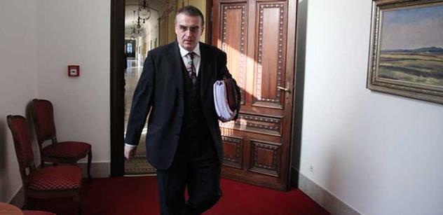 Zeman hájil personální změny, které provedl ministr Žák