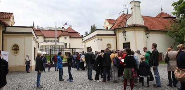 Úřad vlády při příležitosti oslav vzniku Československa zpřístupní Kramářovu vilu