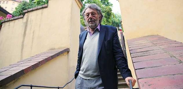 Zbořil k Ukrajině: Provaz v domě oběšencově, páni Schwarzenbergu a Bělobrádku. Putin si neklekne na kolena. Sledujme, kdo touží po válce s Ruskem