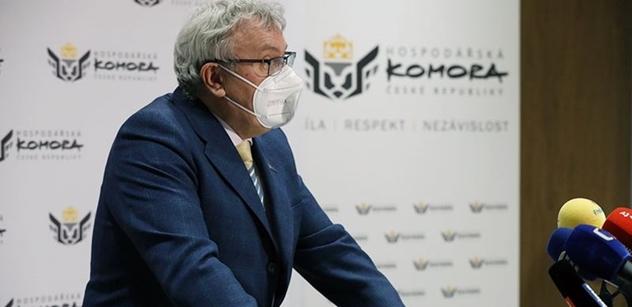Roztržku s Ruskem musí podnikatelé pochopit, krčil rameny Dlouhý. Ale on prý už před sedmi lety říkal...