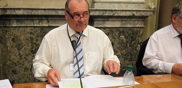 Drábkův nástupce z Rusnokovy vlády říká, v jakém stavu našel úřad a co jde napravit