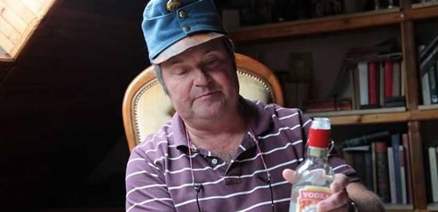 S*re mě, že si nemůžu dát pivo ve výčepu. Vnuk Jaroslava Haška, který má hospodu, si pustil pusu na špacír