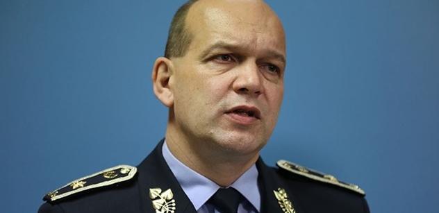 Policejní náměstek Vondrášek v ČT: Většina lidí opatření dodržuje. Odmítám, že by policie neměla mít možnost použít donucovací prostředky