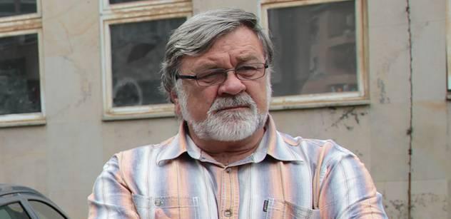 Schwarzenberg je Kalouskův Pepek Vyskoč, rozjel se zemanovský senátor
