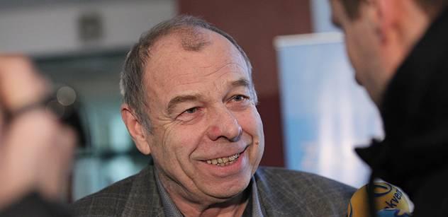 Schwarzenberg bude vážný soupeř, říká šéfodborář a kandidát ČSSD Zavadil