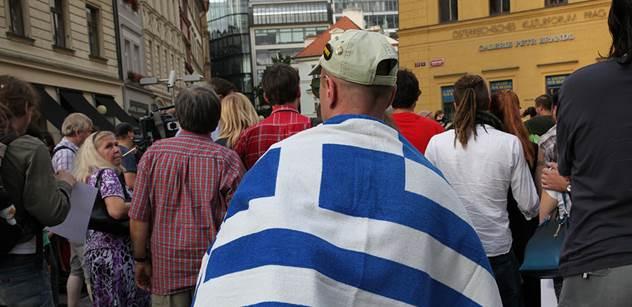 Řecký exministr Varufakis chystal zvláštní plán. S kamarádem z dětství