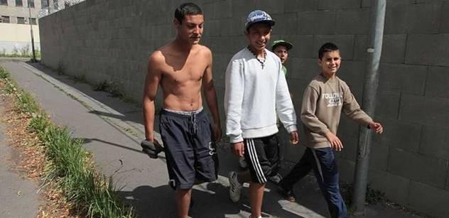 Romům v Břeclavi došla trpělivost: Za každým zločinem Češi vidí nás