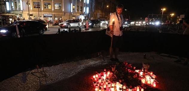 Byl prý hrdina jako Mašínové. Nestřílel, ale upálil se. Spolužák Jana Palacha přinesl nové svědectví