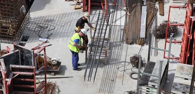 Ve stavebnictví podniká 23 % rizikových subjektů