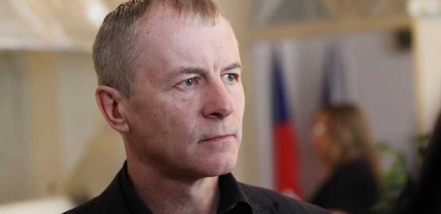 Disident minulého režimu i rebel současnosti promluvil o Václavu Havlovi. Hodně lidí prý zklamal