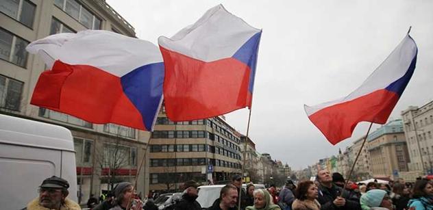 Na Václaváku popravili tři politiky. Přesto zavládlo zklamání