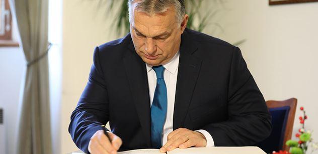 Proč sem vozí migranty? Orbán přinesl vysvětlení: Výbušný projev