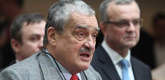 Schwarzenberg se rozkřikoval u Veselovského: Americký velvyslanec nic neprovedl. Zeman nám to v USA zkazil