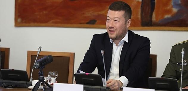 Nová šance pro migranty páchající trestnou činnost: Okamura ostře odepsal Hamáčkovi