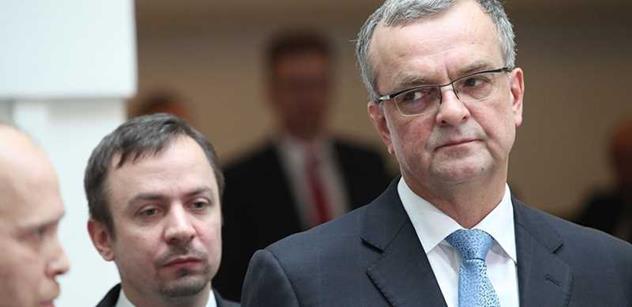 Miroslav Kalousek: Financujeme spoustu zbytečností. Tak to raději dejme na řešení uprchlíků