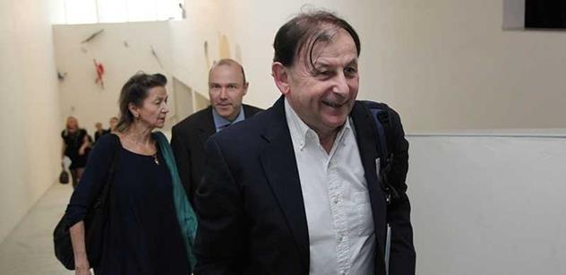 Co dělal Václav Havel v Kremlu? Podívejte se