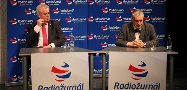 """Schwarzenberg? """"Vzdělaný muž. Vídeňský playboy."""" Neskutečná debata, silná fakta"""